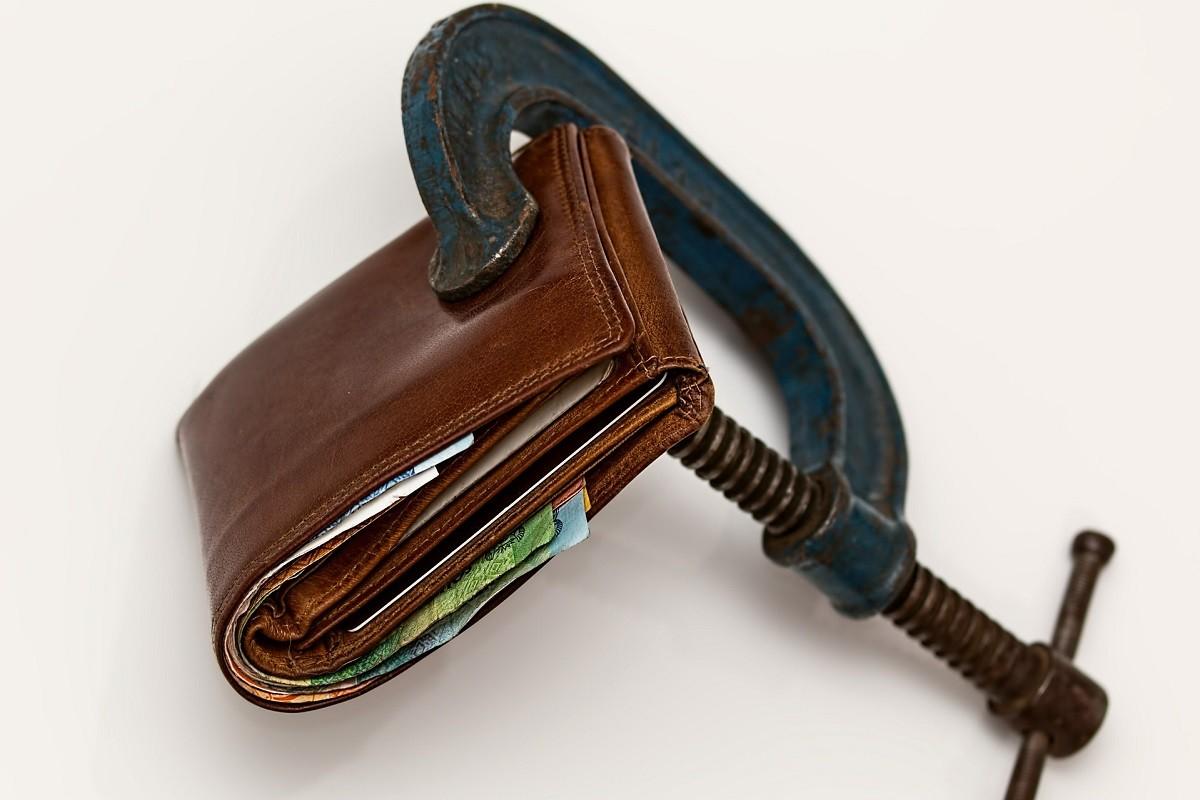 Werknemer met schulden duurder